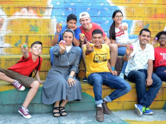 Movimiento Juvenil Salesiano