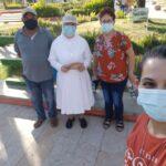 Visita a la familia de Yirleán Osorio en Planeta Rica 3